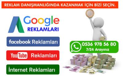 Antalya'da Google Reklamları İçin Güvenilir Adres.
