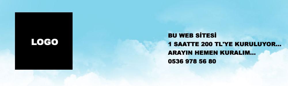 UCUZ WEB SİTESİ
