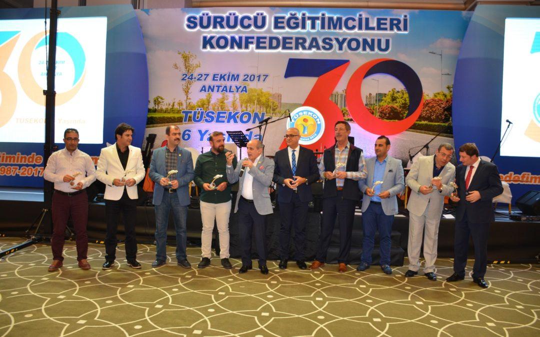 Tüsekon Antalya Çalıştayı Ekim 2017
