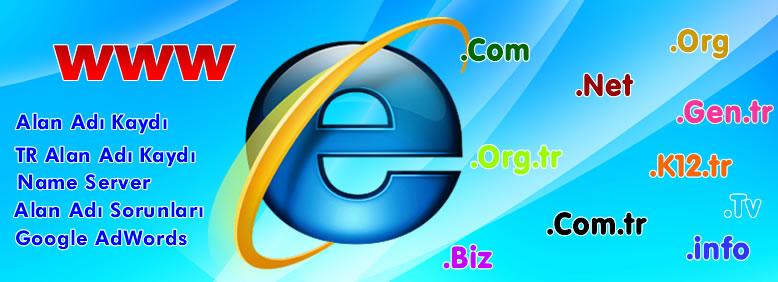 Domain (Alan Adı) Hakkında Önemli Bilgiler